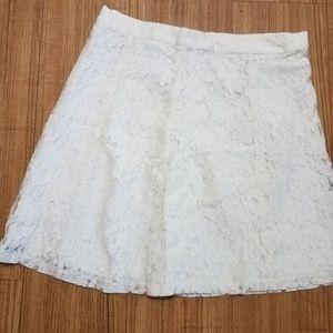 Abercrombie skirt size 0